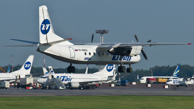 RA-46609 - Antonov An-24RV - UTair Aviation