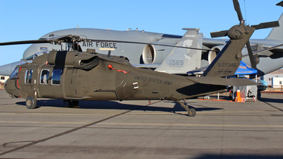 79-23346 - Sikorsky UH-60A Blackhawk - United States - US Army
