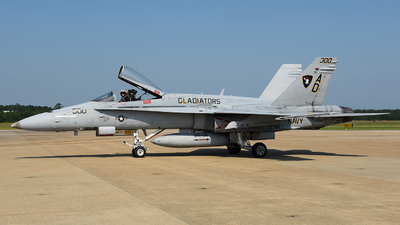 163506 - McDonnell Douglas F/A-18C Hornet - United States - US Navy (USN)