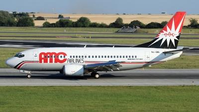 SU-GBL - Boeing 737-566 - AMC Airlines