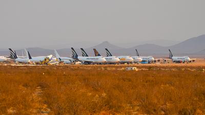 KMHV - Airport - Ramp