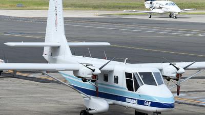 VH-ATO - GAF N22C Nomad - Private