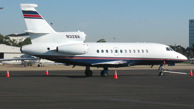N326K - Dassault Falcon 900EX - Private