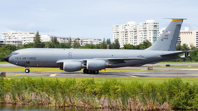 62-3566 - Boeing KC-135R Stratotanker - United States - US Air Force (USAF)