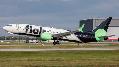 C-FLKC - Boeing 737-8 MAX - Flair Airlines