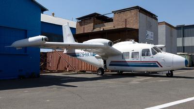 ZS-NKN - Piaggio P.166S Albatross - Private