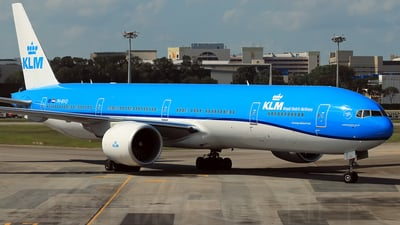 PH-BVO - Boeing 777-306ER - KLM Royal Dutch Airlines