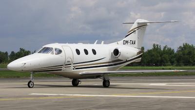 OM-TAA - Raytheon 390 Premier I - Tatra Jet