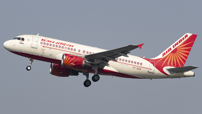 A picture of VTSCR - Airbus A319112 - Air India - © Shrey Chopra