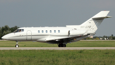 9H-GYB - Hawker Beechcraft 900XP - Comlux Aviation Malta