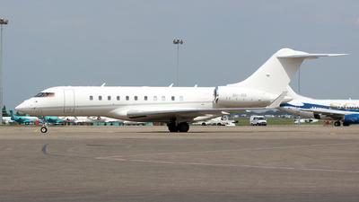9H-AVA - Bombardier BD-700-1A11 Global 5000 - Maleth Aero