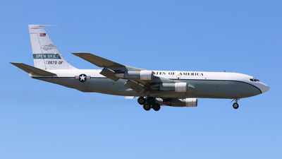61-2670 - Boeing OC-135B Open Skies - United States - US Air Force (USAF)