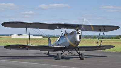 F-BFUB - SNCAN/Stampe SV.4C - Private