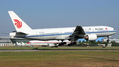 B-2069 - Boeing 777-2J6 - Air China