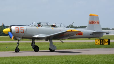 N285CJ - Nanchang CJ-6 - Private