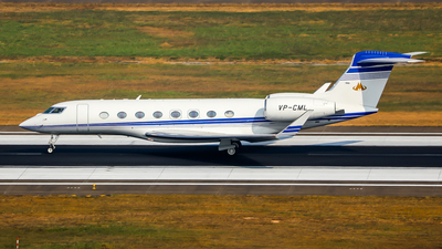 VP-CML - Gulfstream G650ER - Private