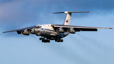 RF-76548 - Ilyushin IL-76MD - Russia - Air Force