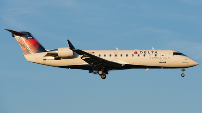 N826AY - Bombardier CRJ-200ER - Delta Connection (Pinnacle Airlines)