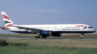 G-CPEN - Boeing 757-236 - British Airways