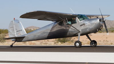 N89545 - Cessna 140 - Private