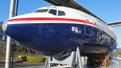 N152FV - Boeing 737-236(Adv) - Instituto de Formación Aeronáutica (IFA)
