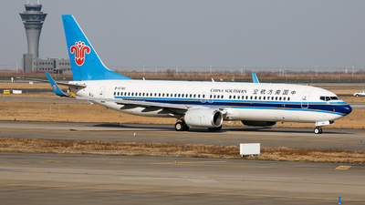 A picture of B5740 - Boeing 73781B - China Southern Airlines - © Keanu Chen