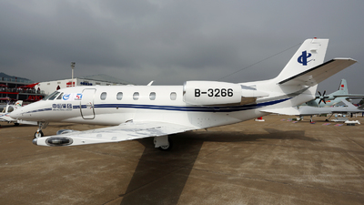 B-3266 - Cessna 560XL Citation XLS Plus - Private