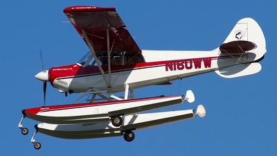 N160WW - Aviat A-1B Husky - Private