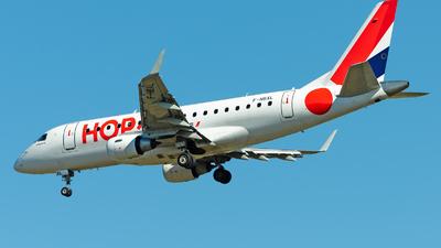 F-HBXL - Embraer 170-100LR - HOP! for Air France