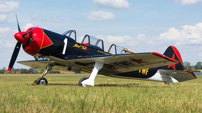 SP-YWF - Yakovlev Yak-52TD - Private