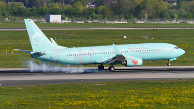 D-ASXO - Boeing 737-8HX - SunExpress Germany