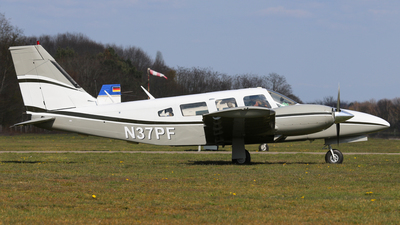 A picture of N37PF - Piper PA34200T - [348070359] - © BaszB