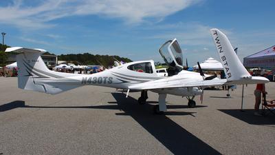 N430TS - Diamond DA-42 Twin Star - Phoenix East Aviation