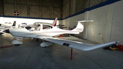 N350AS - Diamond DA-40 Diamond Star - Private