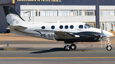 A picture of PRSOF - Beech C90GT King Air - [LJ1790] - © DeltaFox Spotter