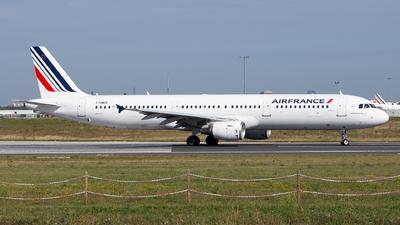 F-GMZE - Airbus A321-111 - Air France
