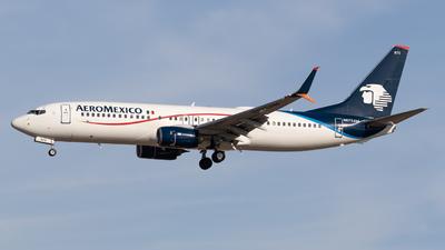 N875AM - Boeing 737-852 - Aeroméxico
