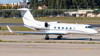 VP-CMC - Gulfstream G450 - Jet Aviation Business Jets