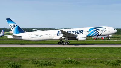 SU-GDM - Boeing 777-36NER - EgyptAir