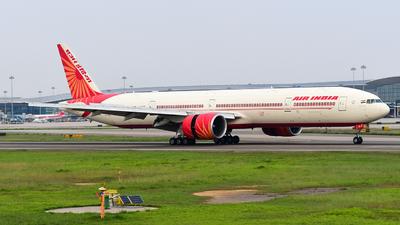 VT-ALQ - Boeing 777-337ER - Air India