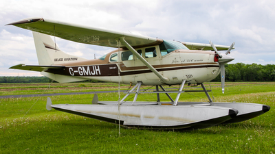 C-GMJH - Cessna U206F Stationair - Delco Aviation