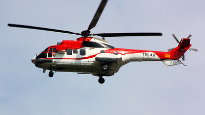 H-3206 - Aérospatiale AS 332L1 Super Puma - Indonesia - Air Force