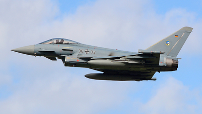 30-33 - Eurofighter Typhoon EF2000 - Germany - Air Force