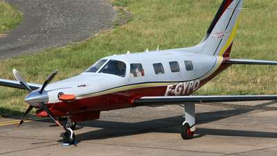 F-GYPQ - Piper PA-46-350P Malibu Mirage/Jetprop DLX - Private