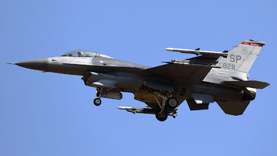 90-0828 - General Dynamics F-16CM Fighting Falcon - United States - US Air Force (USAF)
