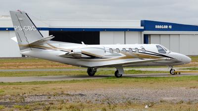 PS-CBC - Cessna 550B Citation Bravo - Private