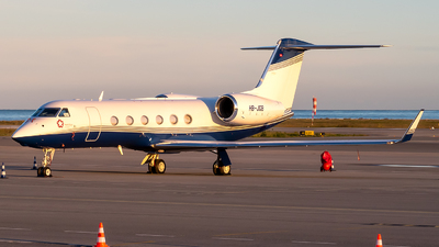 HB-JGB - Gulfstream G450 - Private