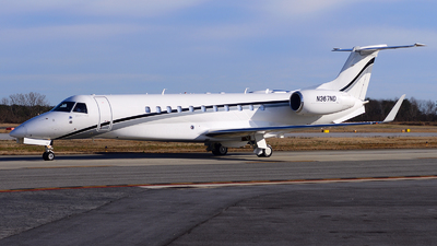 N367ND - Embraer ERJ-135BJ Legacy 650 - Private