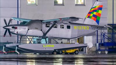 N127KQ - Quest Aircraft Kodiak 100 - Private