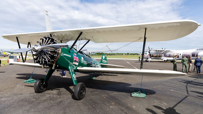 N56200 - Boeing N2S-3 Stearman - Private